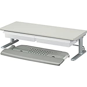 KOKUYO EAS-DSC6079 键盘滑块(架子1层) 浅灰色