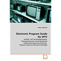 Electronic Program Guide Fur Iptv