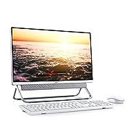 *新_戴尔 24英寸 FHD 触摸屏一体化台式机,* 10 代英特尔酷睿 i5-10210U 处理器,8GB 内存,1TB 硬盘,无线 + 蓝牙,网络摄像头,Windows 10,键盘 + 鼠标