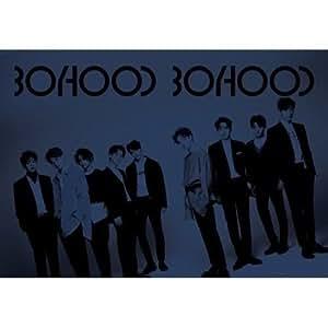 UNB - BOYHOOD (1st Mini Album) CD+Booklet+2Photocards+Sticker+Folded Poster 【亚马逊海外卖家】
