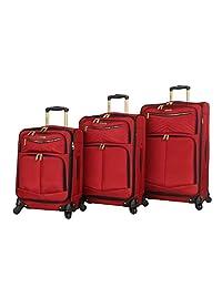 Steve Madden Luggage 3 件套柔软侧斜挎包套装