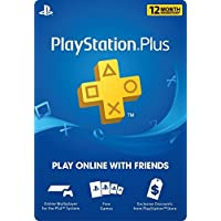 12 个月游戏站 Plus Psn 会员卡(新款)1 年