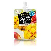 たらみ 好吃蒟蒻果冻 芒果味 150g * 6袋装