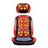 多功能小型全身家用按摩椅颈部腰部背部臀部老人电动沙发椅