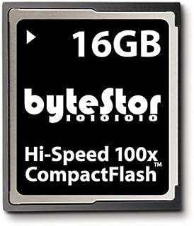 bytestor 16GB 高速 compactflash ( 100X )