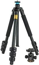 Morjava 轻装时代 Q471单反相机摄影扳扣三脚架便携旅游数码三角架云台配件