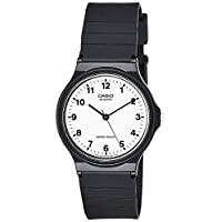 Casio 卡西欧 Collection 男士手表 MQ 24 7BLL,Black/White,One-Size