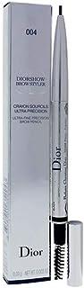 Christian Dior Diorshow 女士眉笔,超精细精密眉笔,004黑色,0.003 盎司