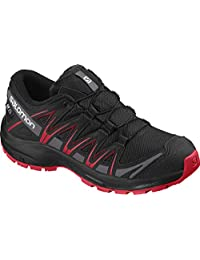 Salomon 男女皆宜的儿童 XA Pro 3d CSWP J 户外 - 多运动 - 鞋