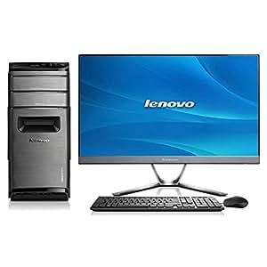 Lenovo 联想台式整机  联想 IdeaCentre K450  Intel 酷睿i3-4130   4G内存  1TB大容量硬盘  DVD光驱  性能级1GB独立显卡   USB键鼠套装  配23英寸显示器