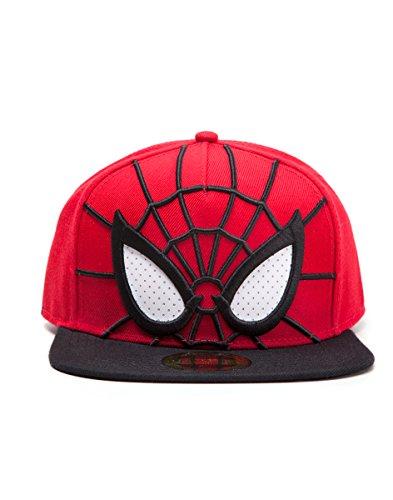 蜘蛛侠 Snapback 帽子 3D * [其他平台]