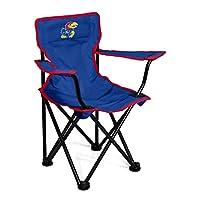 Logo Brands NCAA 堪萨斯州野猫中性幼儿椅幼儿椅,紫色,N/A