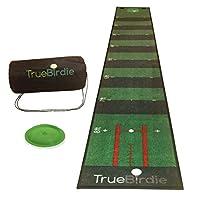 TrueBirdie 室内推杆*高尔夫垫带旅行包