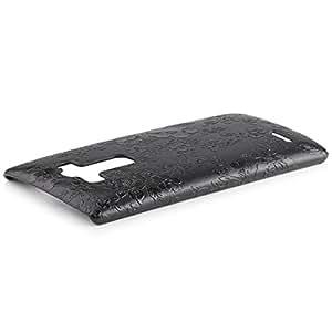 Chrom/Kroko LG G4AZ76 Chrome Cover Black