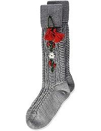 Lusana 男孩及膝袜 儿童 - 长筒袜 Michel
