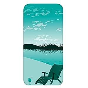 智能手机壳 透明 印刷 对应全部机型 cw-1186top 套 夏天 设计 UV印刷 壳WN-PR500678 ZenFone 3 ZE520KL 图案C