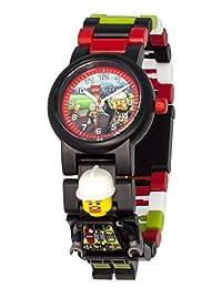 LEGO 儿童模拟石英手表塑料表带 8021209