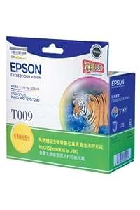 Epson 爱普生 T009(彩色)(原包免费赠送5张爱普生高质量光泽照片纸)(适用于:EPSON STYLUS PHOTO 900/1270/1290)