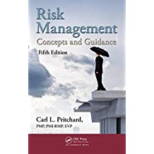 Risk Management: Concepts and Guidance, Fifth Edition (English Edition)