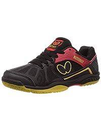 BAATFAI 乒乓球鞋 比赛用 柠檬线 复古 减震 93620