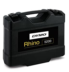 Dymo Rhino 5200 坚固的硬壳盒 - 空箱