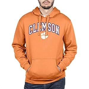 NCAA 男式球队颜色连帽运动衫 Clemson Tigers Orange XX-L