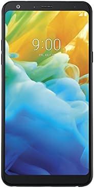 LG Q Stylus Alpha (32GB) 双卡 6.2 英寸 FHD+ 显示屏,4G LTE GSM 工厂无锁手机,IP68 防水 Q710HSWQ710HSW Global 黑色