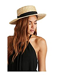 Lack of Color Women's The Spencer Boater Hat