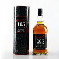 Glenfarclas 格兰花格 105强高地单一麦芽苏格兰威士忌 105 Cask Strength Single Highland Malt Scotch Whisky 60%vol 1000毫升 英国进口 洋酒