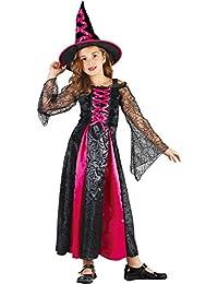You LOOK 丑 TODAY 女孩海盗服装公主裙适用于万圣节派对