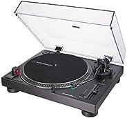 Audio-Technica AT-LP120XUSB手動直驅唱片機(模擬和USB)
