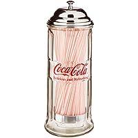 TableCraft可口可乐吸管分发器 银色 小号