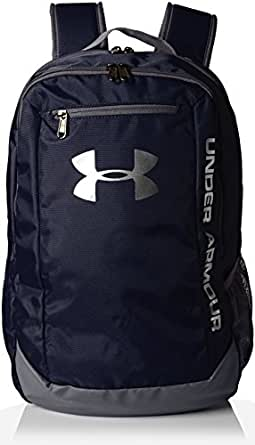Under Armour 安德玛 男款 UA Hustle LDWR 传统背包, 蓝色, 均码
