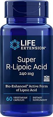 Life Extension Super R-硫辛酸,240毫克,60粒