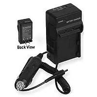适用于 Sanyo VPC-HD1EX, Sanyo VPC-HD2, Sanyo VPC-HD2A, Sanyo VPC-HD2AEX, Sanyo VPC-HD2EX, Sanyo VPC-HD2GX 的充电器