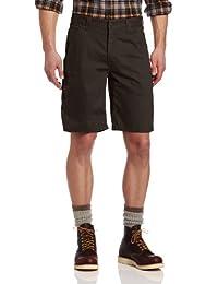 Carhartt 男式 25.40 厘米水洗斜纹布牛仔短裤 宽松版型
