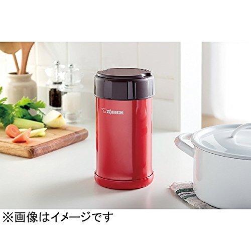 中国亚马逊: 象印(ZOJIRUSHI) SW-JA75 不锈钢焖烧罐 750ml 番茄红 ¥181