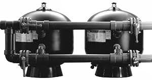 Pentair 146407 4 英寸 SCH 80 单过滤器添加器替换套件 Triton Tandem 商用沙漏
