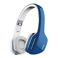 MEE audio航空网络低音增强蓝牙无线立体声耳机(蓝/白)