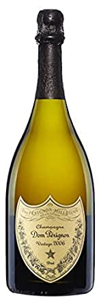Dom Perignon 唐培里侬 香槟王 750ml(法国进口葡萄酒)(亚马逊自营商品, 由供应商配送)