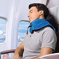 美国 mittaGonG 旅行枕 舒适飞机枕 安心午睡枕 适合各种场合的U型枕 为您的睡眠着想 (6-1 旅行枕)