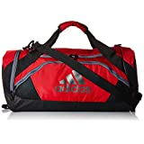 adidas Team Issue Ii Small Duffel, Power Red, One Size