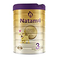 Natamil 3 Kleinkindmilch (international package Metalldose), ab 12 Monate, 1er-Pack (800 g)