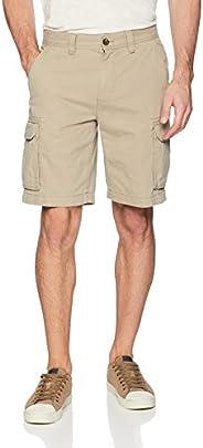 Amazon Essentials 男士经典修身工装短裤