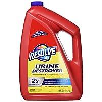 Resolve Resolve 地毯 2X 浓缩蒸汽尿液驱逐器 96 盎司,96 液体盎司