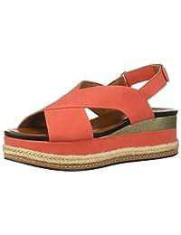 Naturalizer Baya 女士坡跟凉鞋