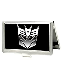 Transformers Animated TV Series Decepticons Logo Business Card Holder