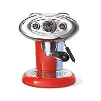 Francis Francjs Illy X7.1意式咖啡机,红色