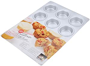 Wilton 2105-9310 Recipe Right Standard 12 Cup Muffin Pan