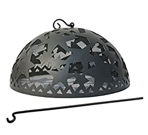 Good Directions 20 in. Starry Night Fire Dome 同色 20 diam. x 8.75H inches.